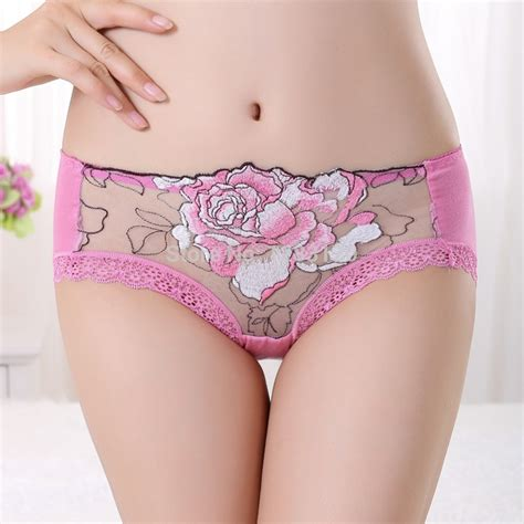 see hair thru panties new women panties breathable hiphuggers underwear lace