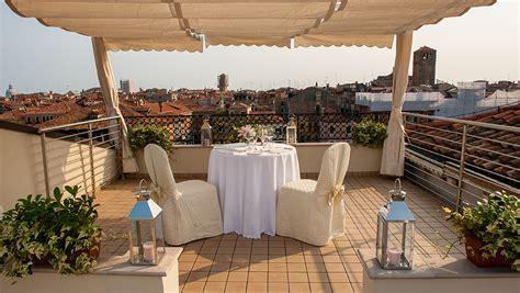 rooftop terrace l alcova restaurant rooftop terrace venice hotel ca