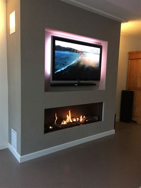 Direct Tv Fireplace by Modore 140 Element4 Direct Vent Gas Fireplace