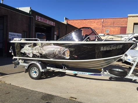 boat wraps canberra boat wraps capital signs