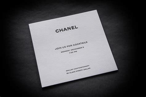Chanel Gift Card - fashion coeur noir