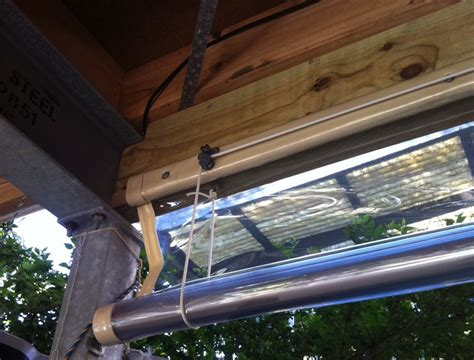 awning pulley system verandah straight drop awning supplier wholesaler