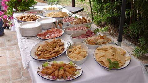 buffet in giardino buffet in giardino agriturismo il cucco