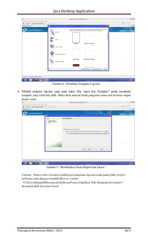 cara membuat database penjualan dengan xp membuat laporan menggunakan i report 5 by depandi enda