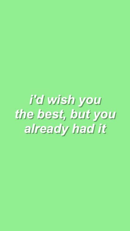 green wallpaper with quotes lime green aesthetic tumblr