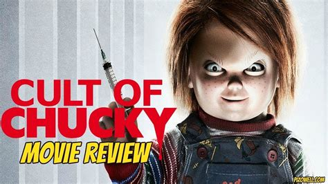 Chucky Movie Review | cult of chucky 2017 movie review youtube