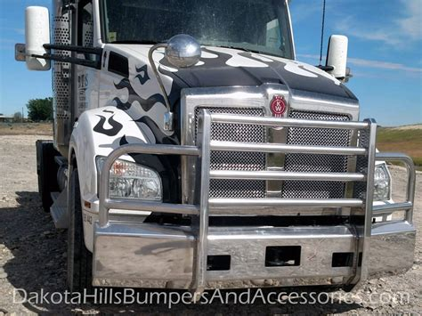 kenworth parts and accessories dakota hills bumpers accessories kenworth aluminum truck