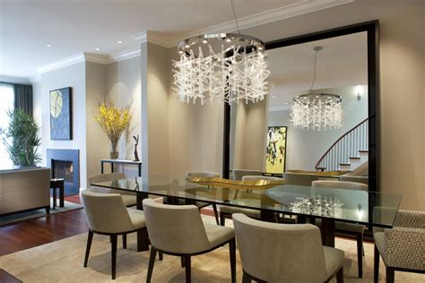 dining room glass tables glass dining room table and modern furniture 5007