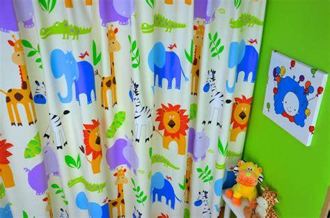 gordijnstof 300 cm multicolor ecru gordijn zoo kamerhoog bb 04533 01