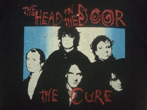 The Cure The On The Door by Vintage The Cure 1985 The On The Door