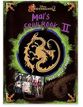 Jual Vans Descendents descendants 2 mal s spell book 2 more magic 8 27 retail 12 99 stl