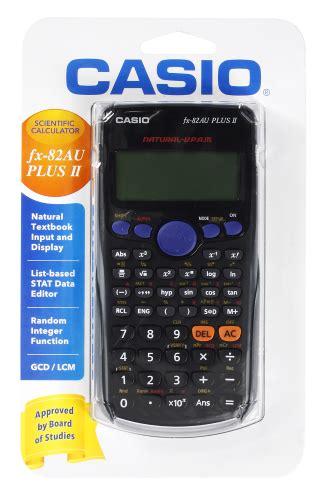 Calculator Fx 3650 Casio Scientific casio fx 82au plus ii scientific calculator right product