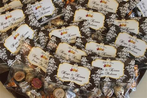 favors for a fall bridal shower niecey ideas