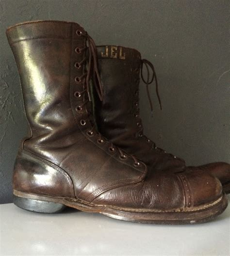 ww2 jump boots ww2 corcoran jump boots real or what u s militaria forum