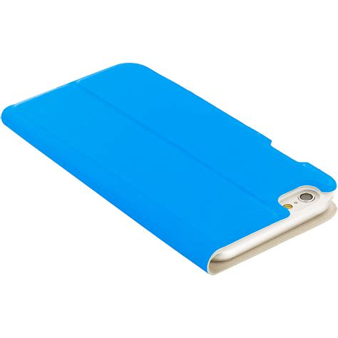 Cover Orange For Iphone 6 47 baby blue slim flip wallet cover for apple iphone 6