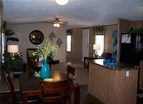 Trailer Home Interior Design by Modern Single Wide Manufactured Home Single Wide Modern