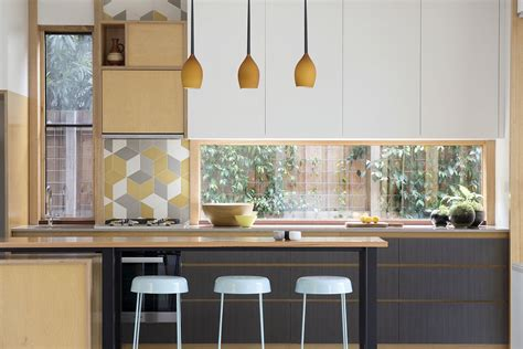 modern renovation transforms melbourne s brick federation low cost family home in melbourne s suburb with polished