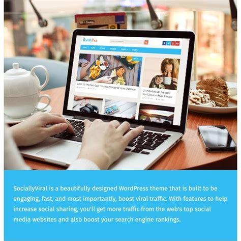 Viral Mythemeshop Themes And Free All Plugins sociallyviral free free viral theme mythemeshop