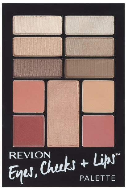 Lipstick Palette Revlon new revlon cheeks palettes seductive smokies