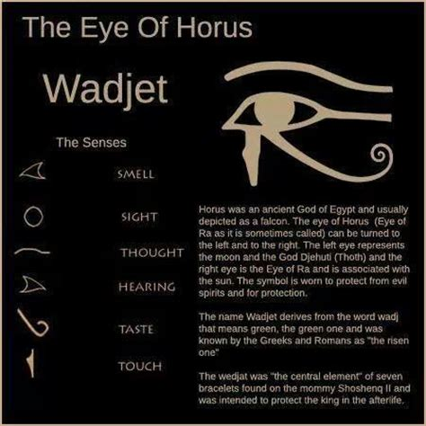 eye of horus tattoo meaning quotes and meanings quotesgram