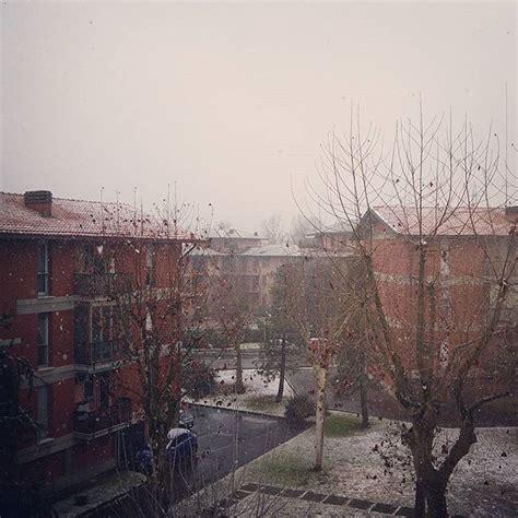 previsioni tempo a pavia maltempo prima nevicata in provincia di pavia disagi per