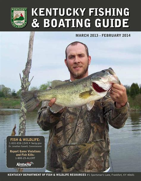 kentucky boating license 2014 ky hunting license prices