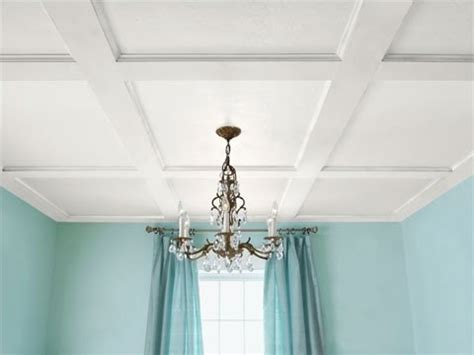 easy coffered ceiling how to build a coffered ceiling this house
