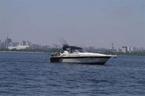 side of a fishing boat fishing charters book fishmaster s sport