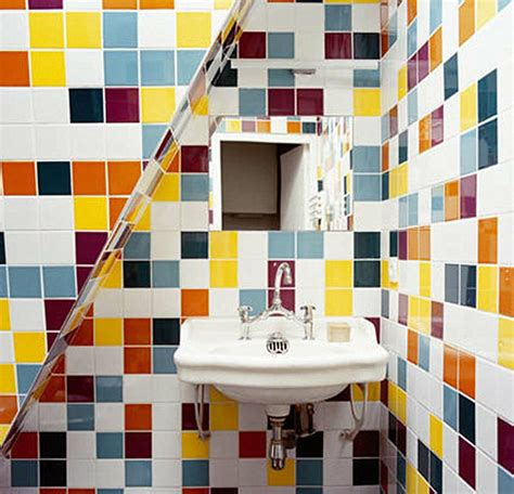 rainbow bathrooms rainbow designs 20 colorful home decor ideas