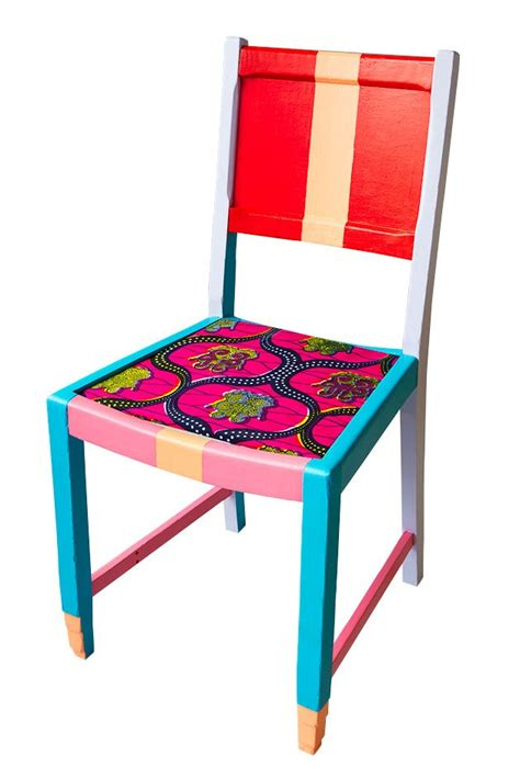 Colorful Chairs See Ilori S Colorful Chairs Photos Architectural Digest