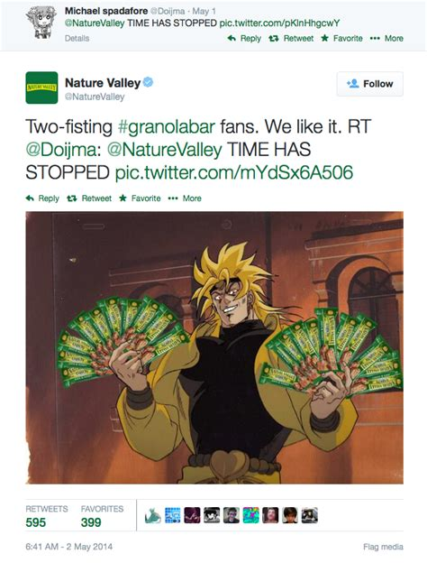 Nature Valley Meme - image 748503 nature valley anime tweets know your meme