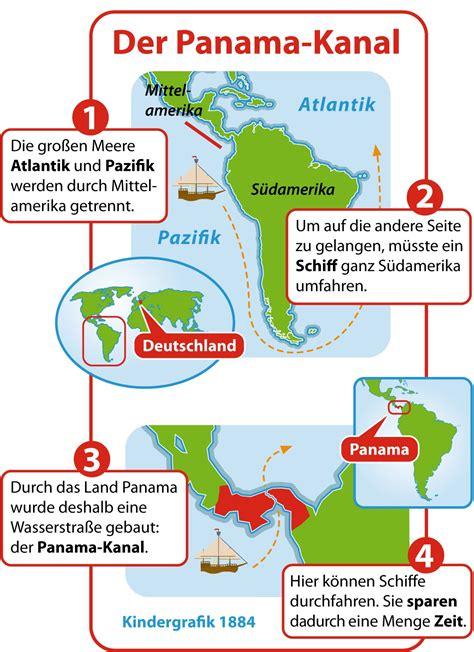 Lebenslauf Abkurzung Bis Heute So Ist Der Panama Kanal Entstanden Duda News