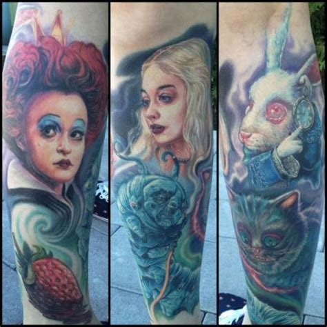 tattoo brton queen st 28 nice alice in wonderland tattoos desiznworld