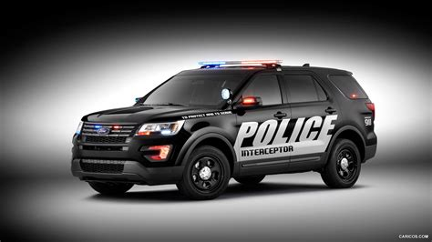 ford interceptor the 2016 ford interceptor suv a technology filled crime