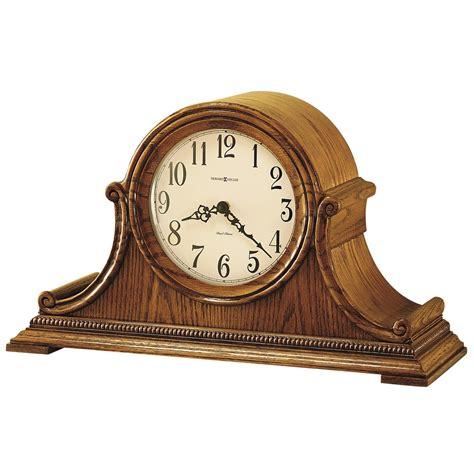 howard miller dual chime clock howard miller hillsborough oak dual chime mantel clock 630152