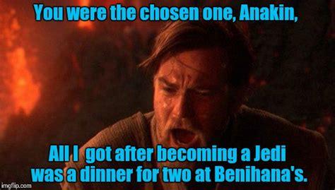 Obi Wan Meme - anakin star wars memes pictures to pin on pinterest