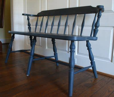 chalk paint bench chalk paint bench kitchen pinterest