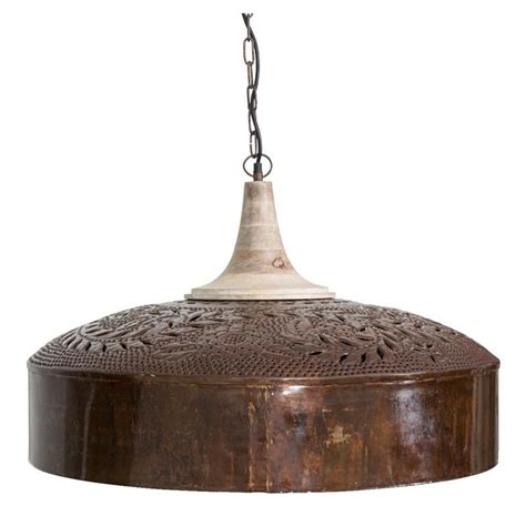 Cutout Pendant giada cutout iron pendant light