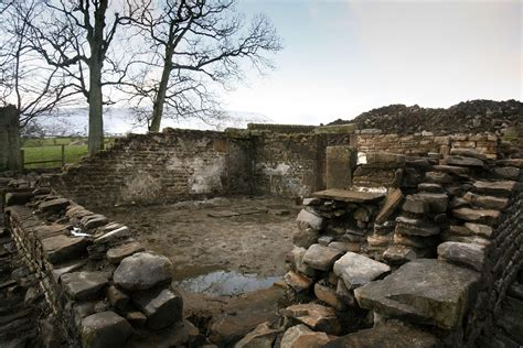 Pendle Hill Witches Cottage witch s cottage with mummified cat discovered in lancashire