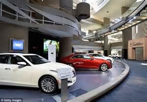 Cadillac Corporate Cadillac Johan De Nysschen Company Hq From