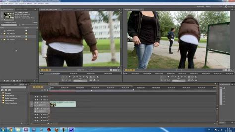tutorial edit video dengan adobe premiere cs5 adobe premiere pro cs5 5 tutorial transitions youtube