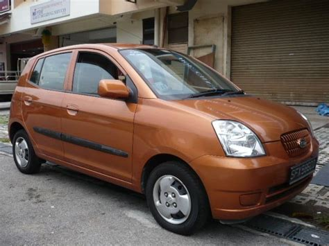 Kia Picanto 2005 Review 2005 Kia Picanto Pics 1 1 Gasoline Ff Automatic For Sale