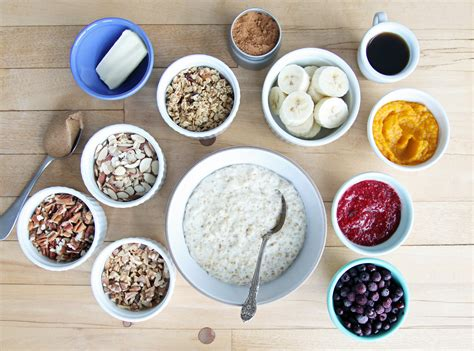 9 Ways To Make Oatmeal Interesting by How To Make Really Oatmeal Popsugar Food