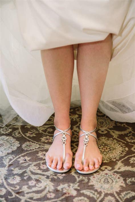 Brautschuhe Flach Sandalen by Die Passenden Brautschuhe F 252 R Jeden Geschmack