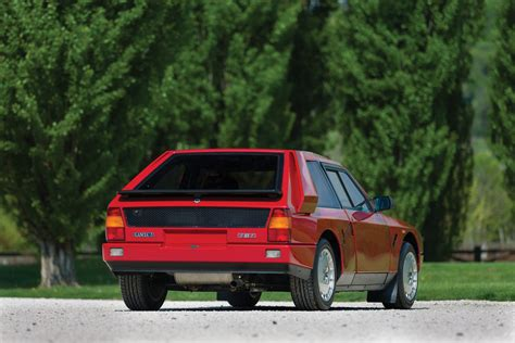 Lancia Delta S The Twincharged 1985 Lancia Delta S4 Quot Stradale Quot