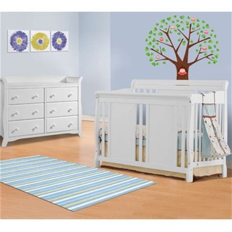 storkcraft avalon 6 drawer dresser cherry storkcraft 2 piece nursery set verona convertible crib