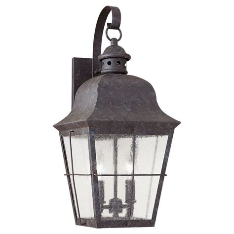 colonial outdoor lighting fixtures sea gull lighting 8463 46 oxidized bronze colonial styling