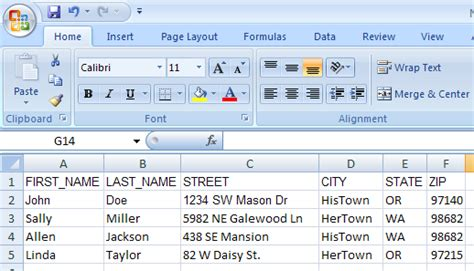 format excel spreadsheet for mail merge how to set up a word mail merge for kinkos mailing labels