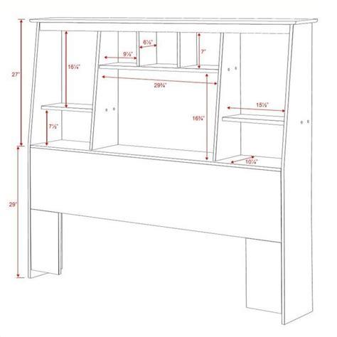bookcase headboard plans best 20 bookcase headboard ideas on pinterest book