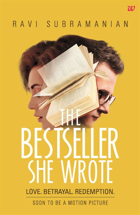 The Bestseller by Read Ravi Subramanian S The Bestseller She Wrote
